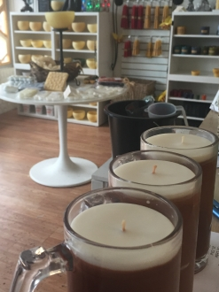 Rootbeer Float in a Mug Soy Candles (RFS)