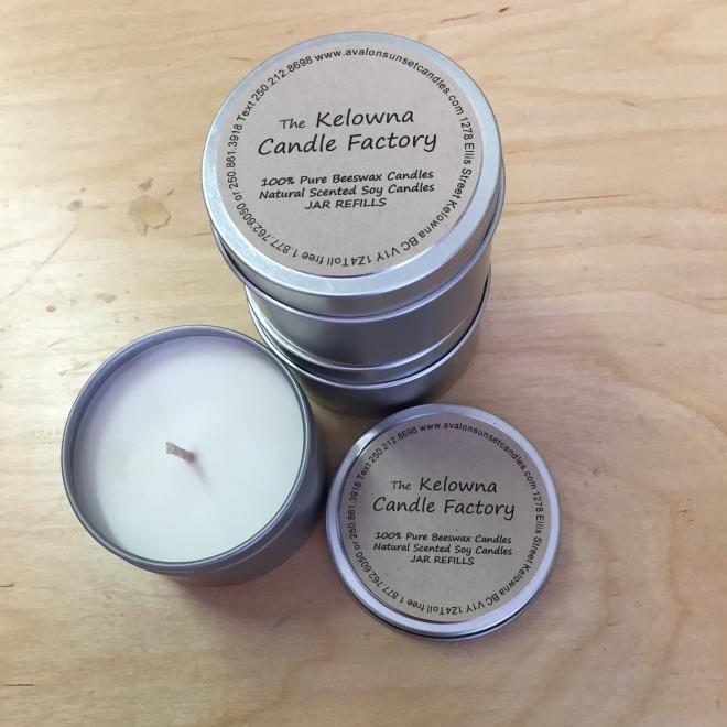 Jar/Tin Candles
